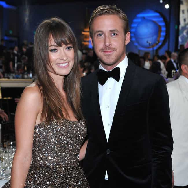 Ryan Gosling is listed (or ranked) 3 on the list Olivia Wilde Loves and Hookups