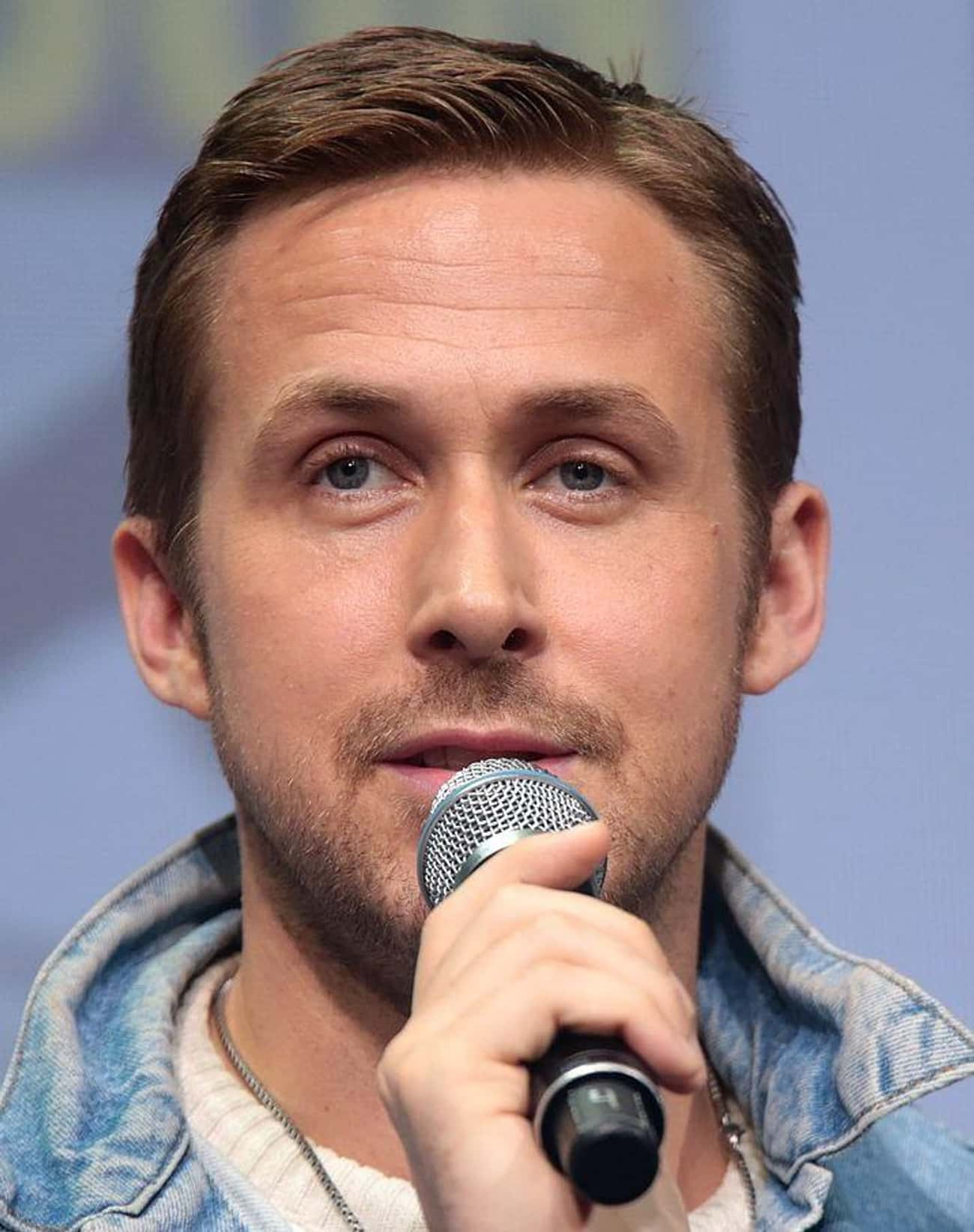 Ryan Gosling is listed (or ranked) 2 on the list Celebrities Who You Probably Never Noticed Have Wonky Eyes