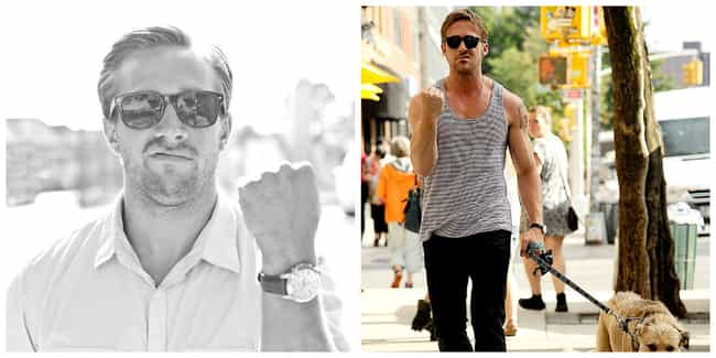 Ryan Gosling is listed (or ranked) 5 on the list 40 Uncanny Celebrity Lookalikes That Are Hard to Believe