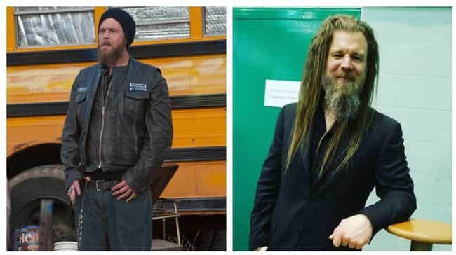 Ryan Hurst is listed (or ranked) 2 on the list What The Major Players On Sons Of Anarchy Are Up To Now