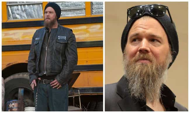 Ryan Hurst is listed (or ranked) 3 on the list What The Major Players On Sons Of Anarchy Are Up To Now