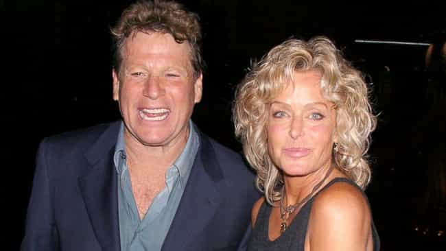 Ryan O'Neal is listed (or ranked) 1 on the list Farrah Fawcett's Loves & Hookups