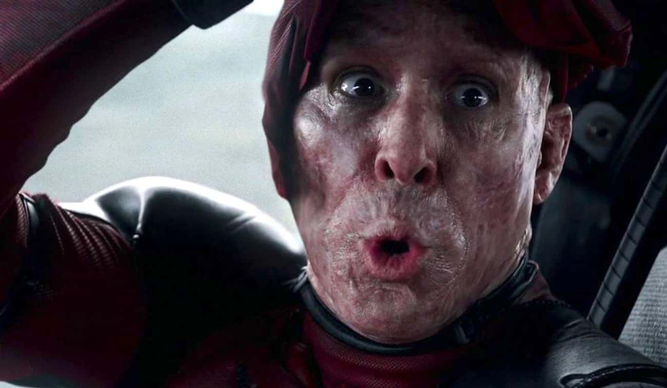 Ryan Reynolds's Deadpool