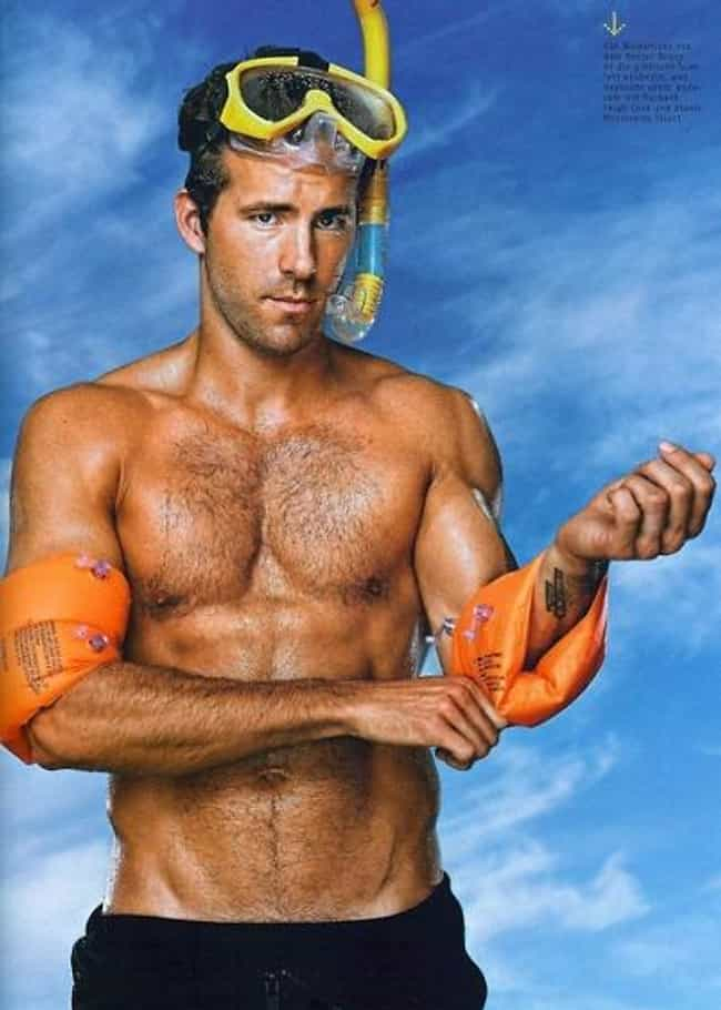 Ryan Reynolds is listed (or ranked) 1 on the list 30 Actors Who Could Pull Off Deadpool