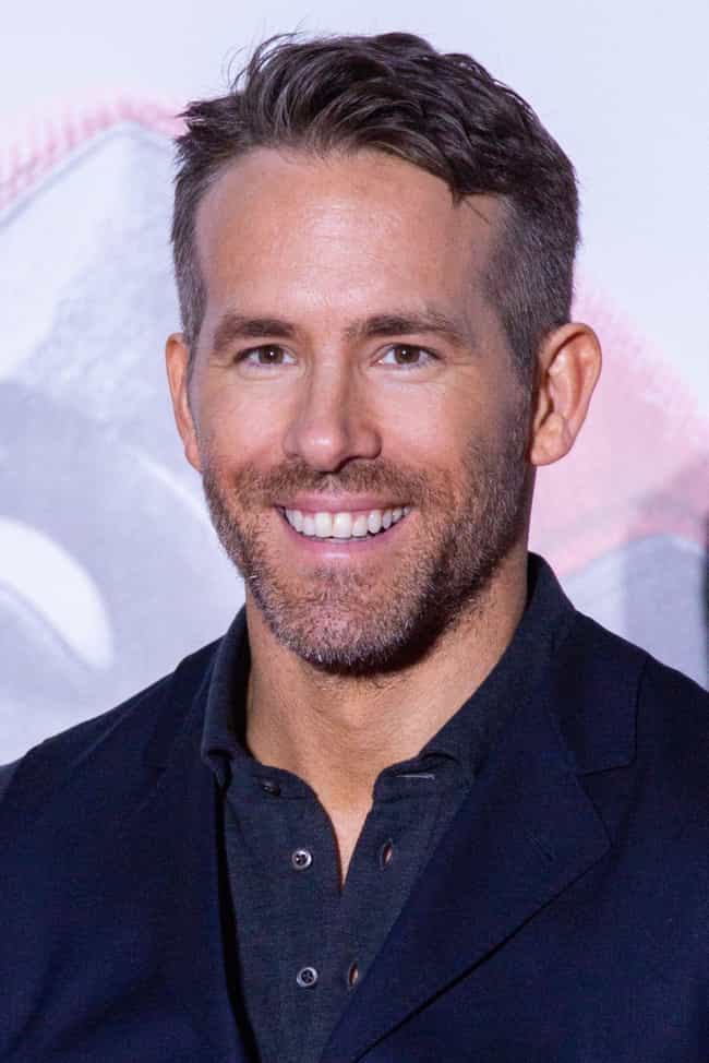 Ryan Reynolds is listed (or ranked) 1 on the list The Top 24 Hottest Irish Guys