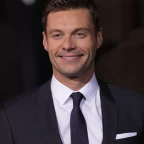 Ryan Seacrest is listed (or ranked) 18 on the list Famous Presenters from the United States