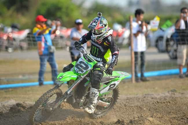 Ryan Villopoto is listed (or ranked) 4 on the list The 24 Best Motocross Riders Of All-Time
