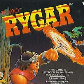 Rygar is listed (or ranked) 21 on the list The Best Classic Nintendo Arcade Games