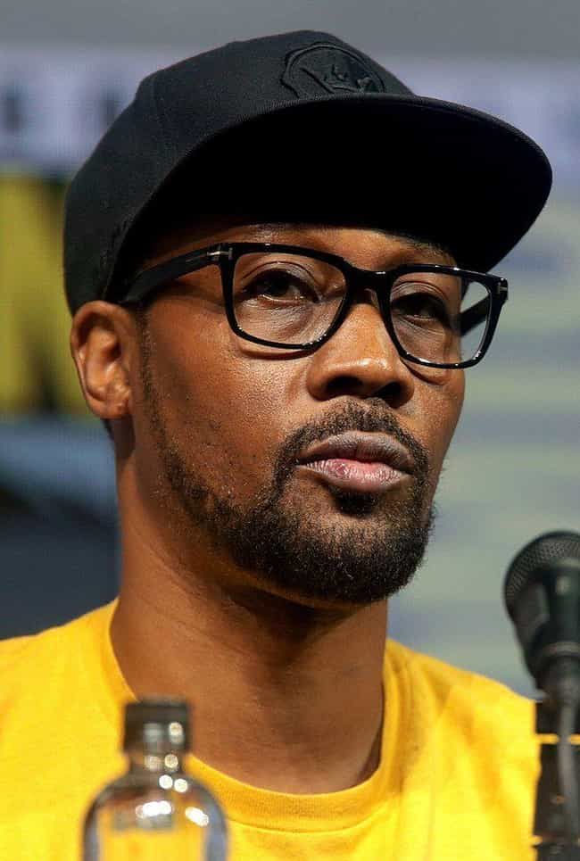 RZA is listed (or ranked) 2 on the list 16 Rappers You Didn't Realize Love Anime