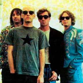 R.E.M. is listed (or ranked) 24 on the list The Greatest Musical Artists of the '90s
