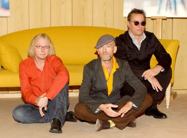 R.E.M. is listed (or ranked) 4 on the list Famous Bands That Originally Had Horrible Names