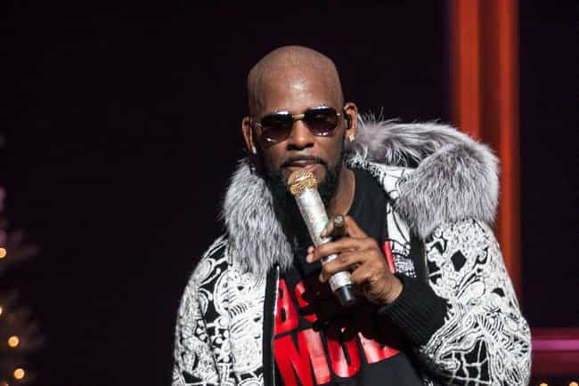 R. Kelly is listed (or ranked) 3 on the list The All-Time Most Surprising Acquittals