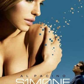 Simone is listed (or ranked) 23 on the list The Best Al Pacino Movies