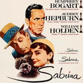 Sabrina is listed (or ranked) 2 on the list The Best Romance Movies of the '50s