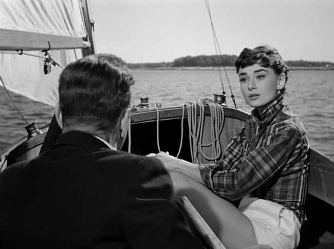 Sabrina Fairchild is listed (or ranked) 4 on the list Which Audrey Hepburn Character You Are, Based On Your Zodiac Sign?