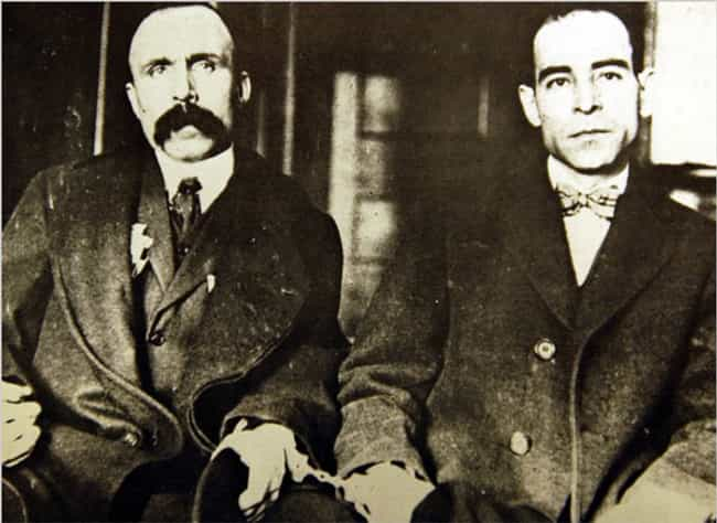 Sacco and Vanzetti is listed (or ranked) 1 on the list The Most Controversial U.S. Death Penalty Executions