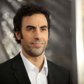 Sacha Baron Cohen is listed (or ranked) 19 on the list Famous People From London