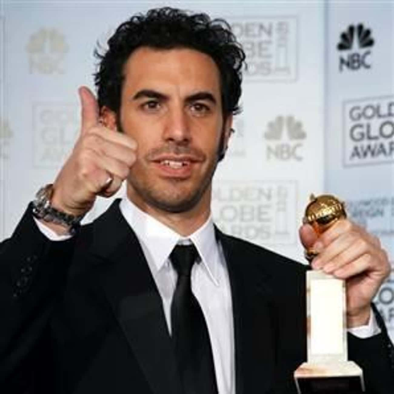 Sacha Baron Cohen is listed (or ranked) 3 on the list Famous People who Majored in History