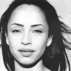 Sade is listed (or ranked) 24 on the list The Most Iconic Celebrity First Names