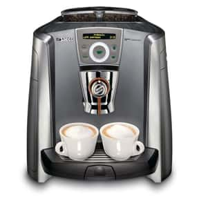 Saeco is listed (or ranked) 6 on the list The Best Coffee Maker Brands