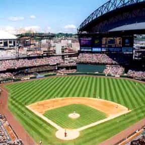 Safeco Field is listed (or ranked) 16 on the list The Best MLB Ballparks
