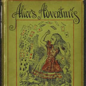 Alice's Adventures in Wonderla is listed (or ranked) 6 on the list The Best Selling Books of All Time