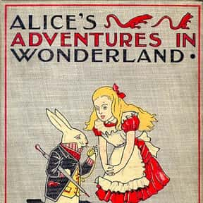 Alice in Wonderland is listed (or ranked) 25 on the list The Best Novels Ever Written