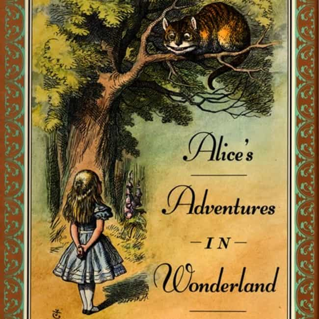 Alice in Wonderland is listed (or ranked) 4 on the list Books That Defined Your Youth That You (Almost) Forgot About