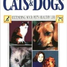 Caring for Older Cats and Dogs is listed (or ranked) 17 on the list The Best Books About Cat Care