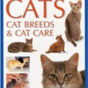 The Ultimate Encyclopedia of C is listed (or ranked) 1 on the list The Best Books About Cat Care