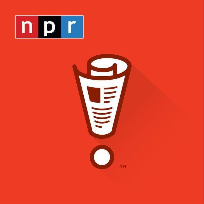 Random Best NPR Podcasts