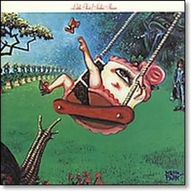 Sailin' Shoes is listed (or ranked) 3 on the list The Best Little Feat Albums of All Time