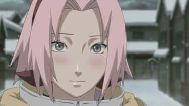 Sakura Haruno Pretends She's In Love With Naruto In 'Naruto'