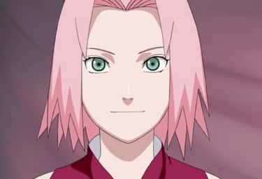 Aries (March 20-April 19): Sakura Haruno