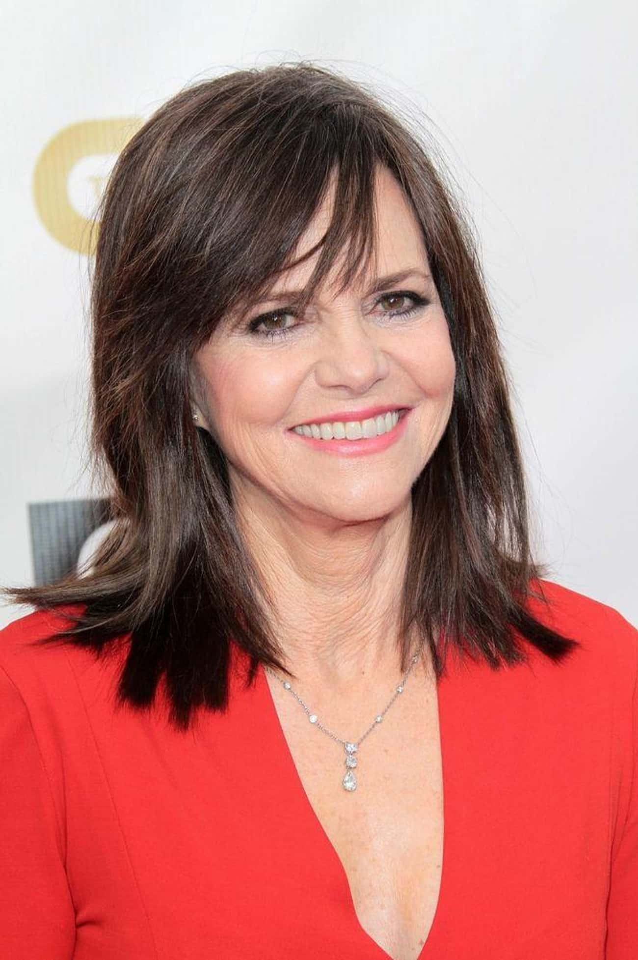 Sally Field is listed (or ranked) 4 on the list Famous People You Didn't Know Were Agoraphobic