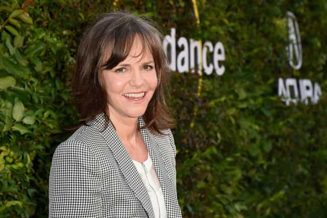 Sally Field is listed (or ranked) 4 on the list Who Is America's Mom in 2019?