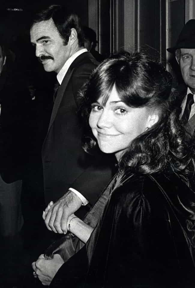 Sally Field is listed (or ranked) 4 on the list Women Who Burt Reynolds Has Dated