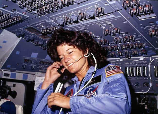 Sally Ride is listed (or ranked) 4 on the list The Greatest Renaissance Women in American History