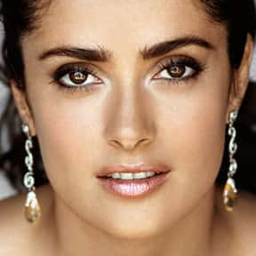 Salma Hayek is listed (or ranked) 10 on the list The Most Beautiful Women of All Time