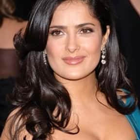Salma Hayek is listed (or ranked) 2 on the list The Hottest Women Over 40 in 2013