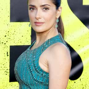 Salma Hayek is listed (or ranked) 2 on the list Popular Film Actors from Mexico