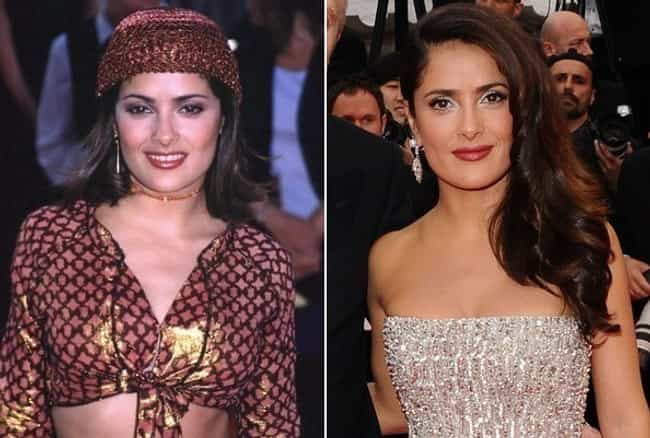 Salma Hayek is listed (or ranked) 1 on the list Celebrities Turning 50 in 2016