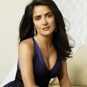Salma Hayek is listed (or ranked) 9 on the list The Most Beautiful Celebrities Of Our Time