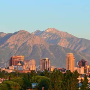 Salt Lake City is listed (or ranked) 1 on the list The Best US Cities for Hiking