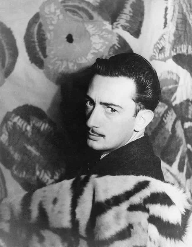 Salvador Dalí is listed (or ranked) 4 on the list Famous Taurus Celebrities