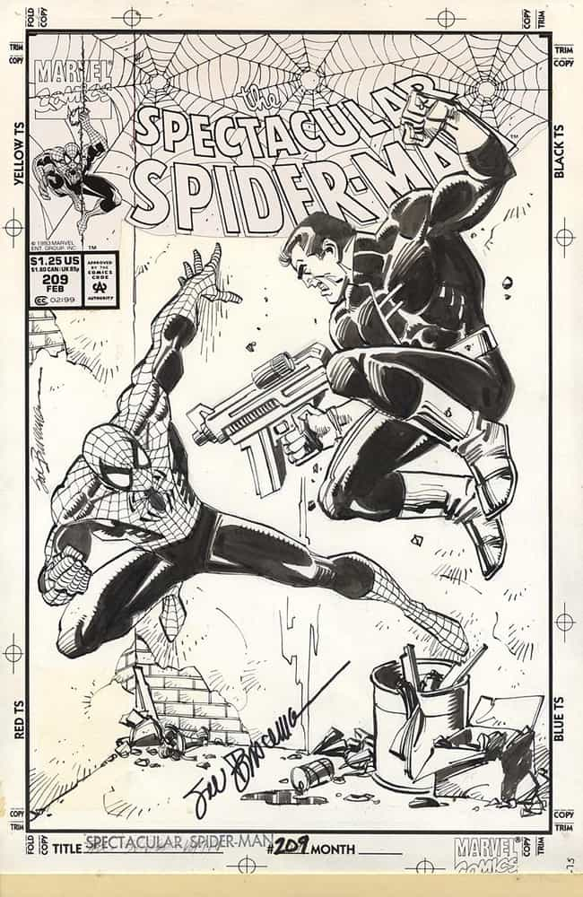 Sal Buscema is listed (or ranked) 2 on the list The Most Underrated Artists in Comics