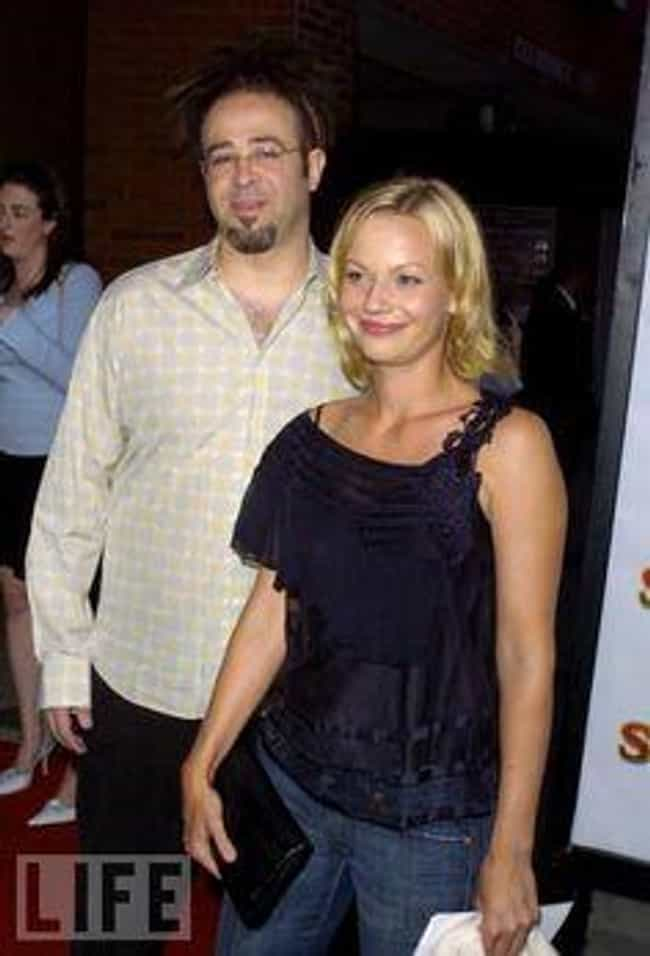Samantha Mathis is listed (or ranked) 4 on the list Women Who Adam Duritz Has Dated