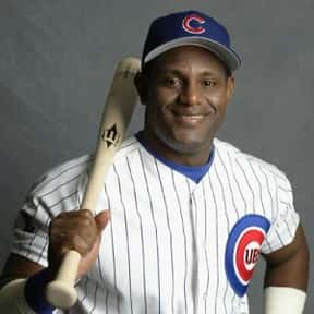 Sammy Sosa is listed (or ranked) 25 on the list The Greatest Hispanic MLB Players Ever