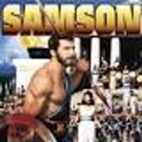 Samson is listed (or ranked) 24 on the list The Best Sword and Sandal Films Ever Made