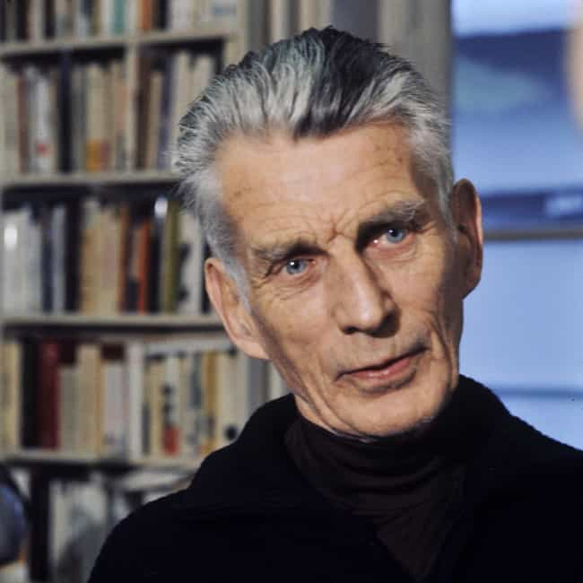 Samuel Beckett is listed (or ranked) 4 on the list Famous Male Cricketers